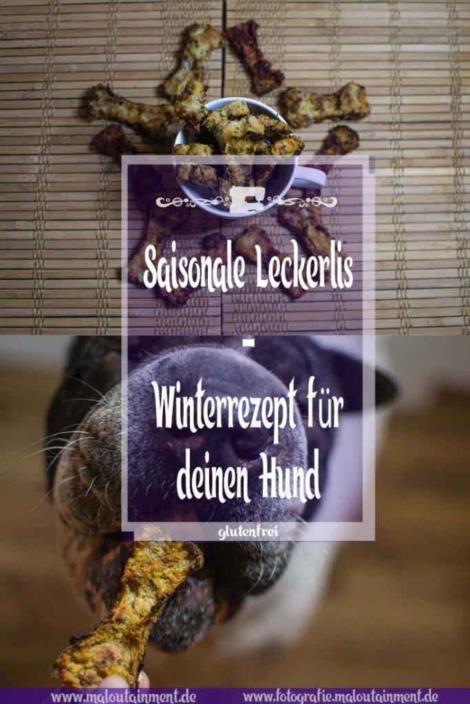 Maloutainment Fotografie DIY Essen Rezept Weihnachten Winter winterlich einfach Anleitung weihnachtlich Leckerli Futter Hund Hunde Hase Moehren