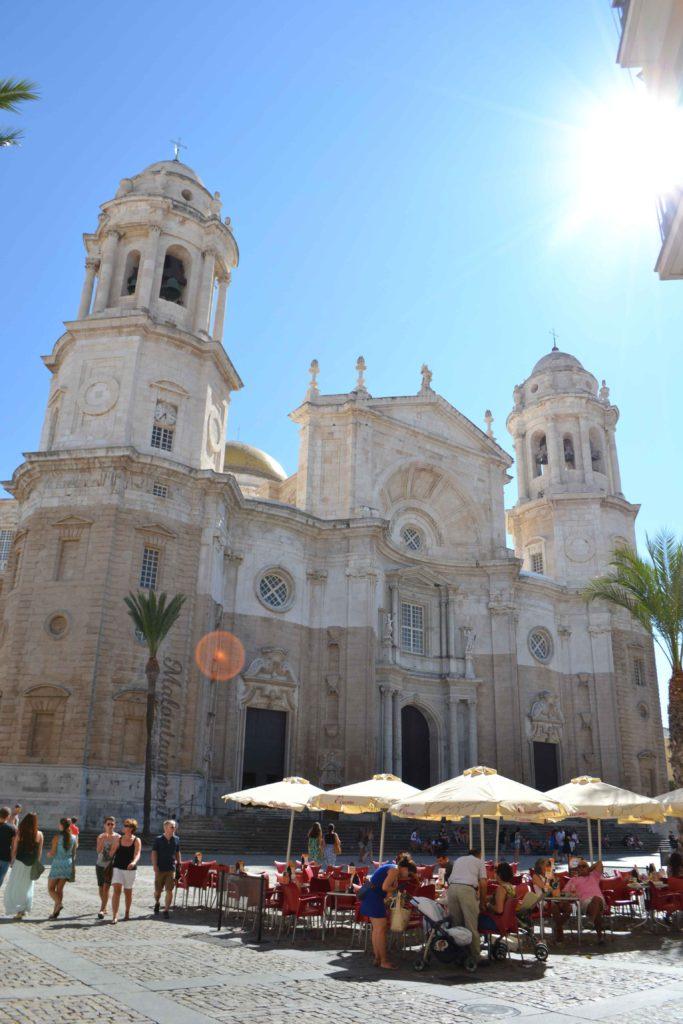 Maloutainment Urlaub Fotografie Spanien Meer Kamera Tipps Tricks Natur Architektur Blumen Stadt Ausblick Sonne Haus Kirche Cadiz